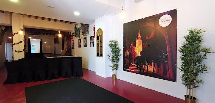 Imagen de TABLAO FLAMENCO ANDALUSÍ SEVILLA