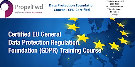 GDPR foundation course - CPD certified - £449.00 tickets