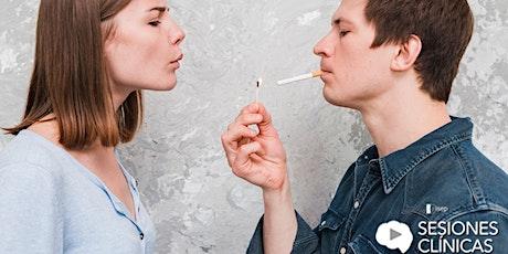 Neuromodulación TDCS en el trastorno por consumo de tabaco entradas