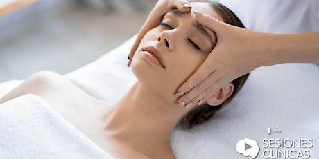 Estimulación manual de pares craneales en la parálisis facial entradas