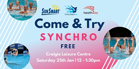 SunSmart Be in Sync Joondalup tickets