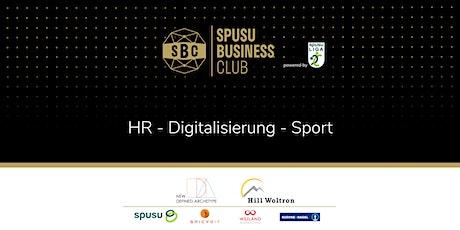 HR - Digitalisierung - Sport Tickets