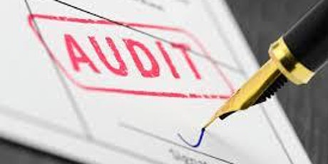 Internal Auditors Course - Course Withdrawn tickets