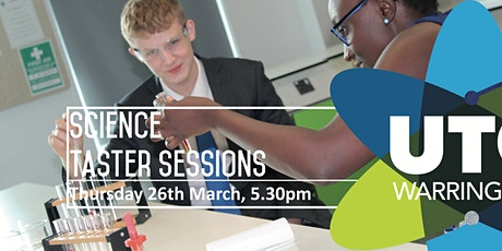 Science Taster Sessions tickets