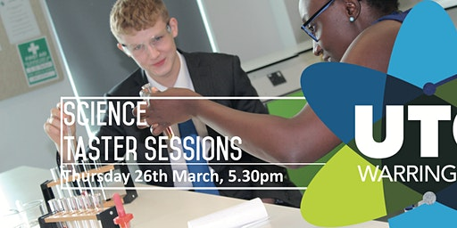 Science Taster Sessions