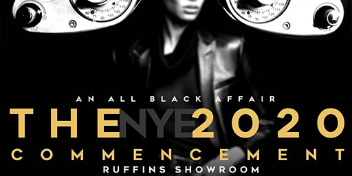 20/20 Commencement: All Black Affair