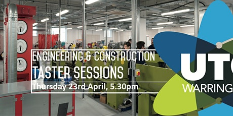 Engineering & Construction Taster Sessions tickets
