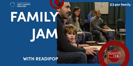 Family Jam tickets
