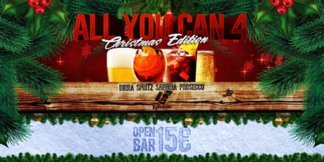 ALL You CAN 4 - OPEN BAR @Loolapaloosa biglietti