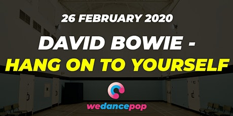 Learn a Routine: 'Hang On To Yourself' by David Bowie tickets