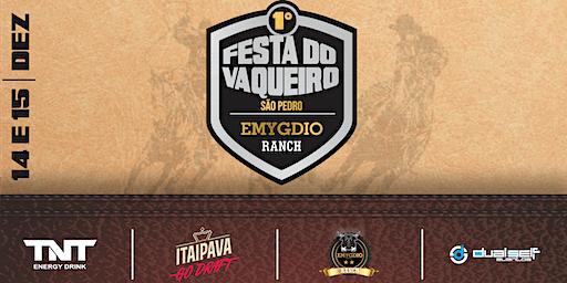 FESTA DO VAQUEIRO - São Pedro