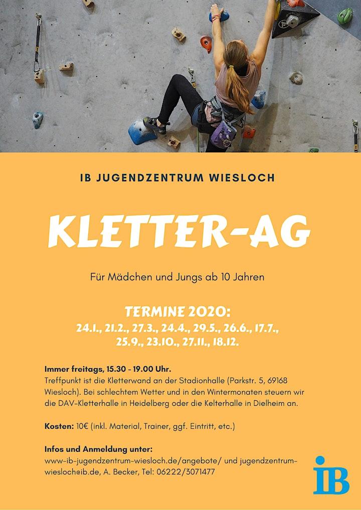 Top Rope Schein mit dem Juz Wiesloch und Kurpfalzklettern: Bild