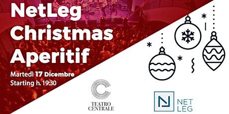 NetLeg Christmas Aperitif | @Teatro Centrale biglietti