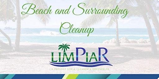 Primera  Limpieza de playa 2020