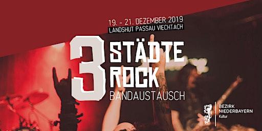 3 Städte Rock • Passau