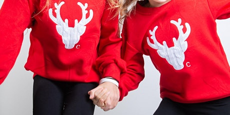 Design your own Christmas Jumper! tickets