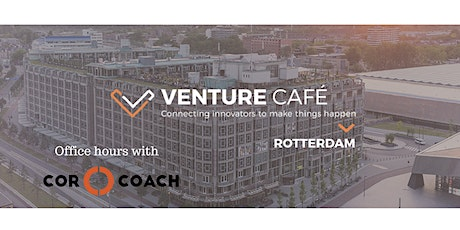 Happy new year - Start up Coaching with Cor the Coach - Venture Café -  9th of January  tickets