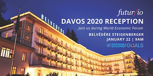Futur/io Reception Davos 2020
