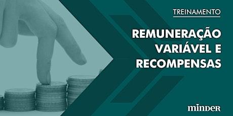 Remuneração Variável e Recompensas ingressos