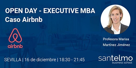Open Day Executive MBA: Airbnb entradas