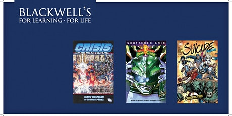 Blackwell's Comic Book Group tickets