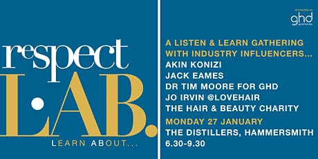 Respect LAB tickets