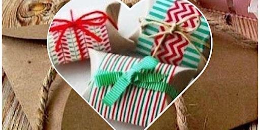 Creatief atelier -- De mooiste cadeau doosjes