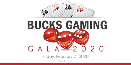 Bucks Gaming Gala 2020 tickets