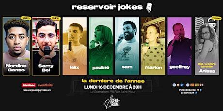 Reservoir Jokes #11 - La Dernière De L'année ! billets
