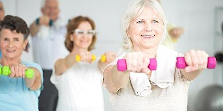 Free Osteo-Fitness Class tickets