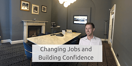 January: Changing Jobs and Building Confidence tickets
