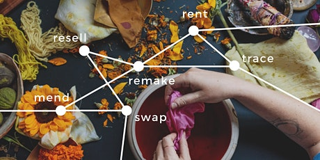 Natural Dyeing Clothes & Fabric with Flowers tickets