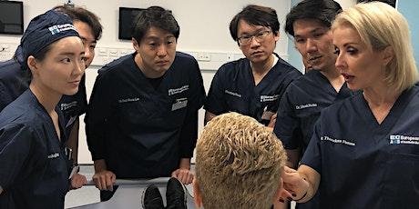 Master Course In Aesthetic Dermatology & The Art Of Threadlifting entradas