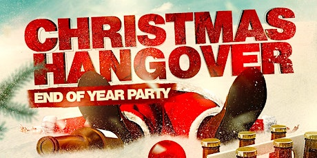 Carib Nation & Friends Present: Christmas Hangover (The End Of Year Party) tickets