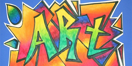 Street  Inspired - Art Making Event for Young People tickets