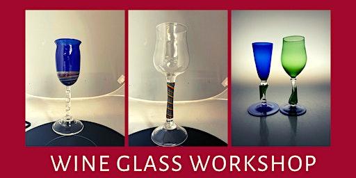 Wine Glass Workshops - December 14 & 15