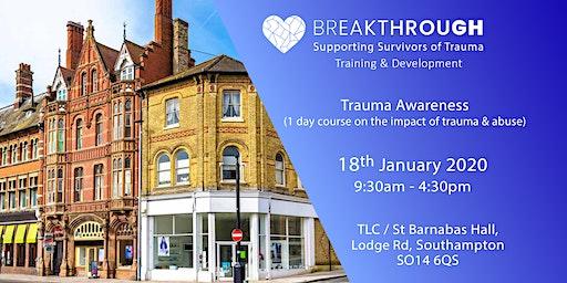 Breakthrough Training -- Trauma Awareness / Mental Health