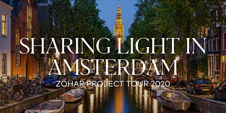 Zohar Project Outing: Amsterdam tickets