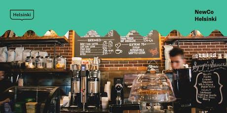 Kahvilan ja ravintolan liiketoiminnan kehittäminen 9.1.2020 tickets