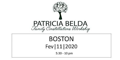 BOSTON Family Constellation Workshop by Patricia Belda tickets