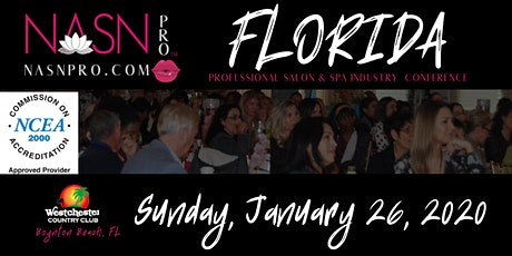 Florida 2020 Conference for Salon & Spa Professionals tickets