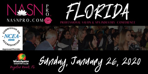 Florida 2020 Conference for Salon & Spa Professionals