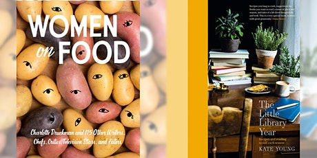 Women on Food, with Kate Young and Charlotte Druckman (Gower St) tickets