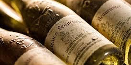 Red Deer and Beaucastel - Food and Wine Dinner tickets
