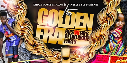 Golden Era 80's vs 90's Skate Party