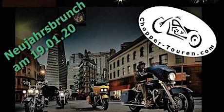 Neujahrsbrunch 2020 der Chopperfreunde Lopautal u.U. & Chopper-Touren.com Tickets