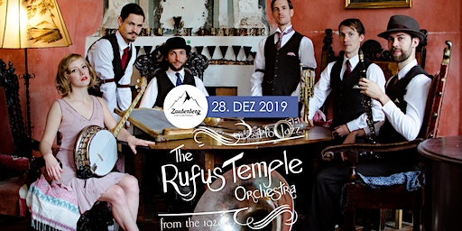Elektro Swing Party mit Rufus Temple Orchestra