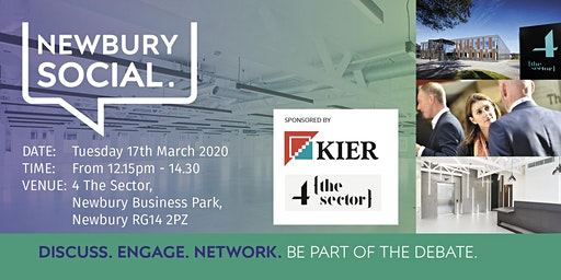 Newbury Social - 17 March 2020
