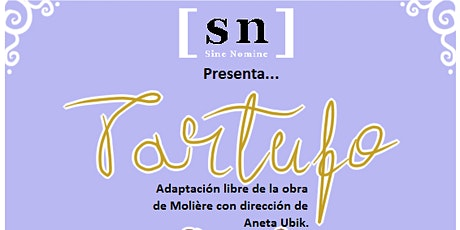 Tartufo-Función especial-Teatro a beneficio del Hogar de Niños María Luisa entradas