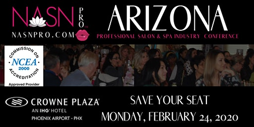 Arizona 2020 Conference for Salon & Spa Professionals